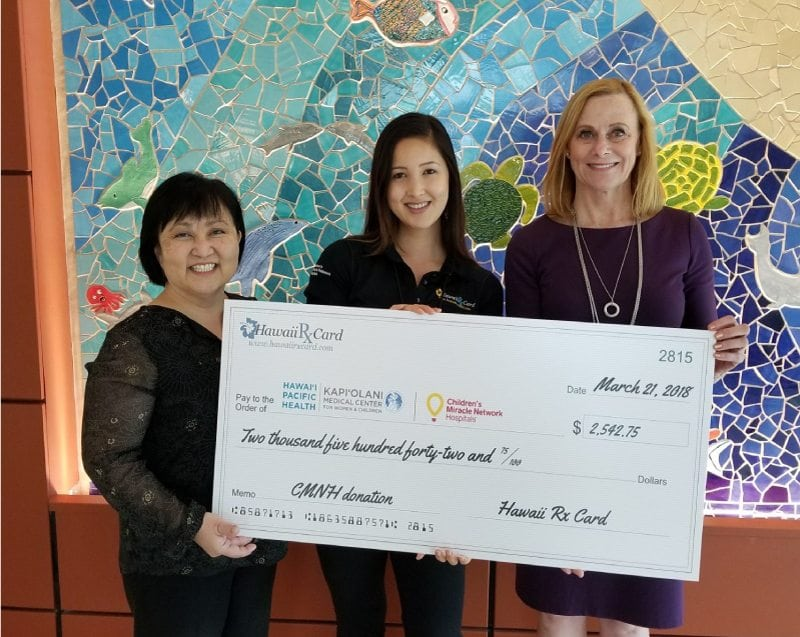 Hawaii Rx Card Gives Back To Its Local Community – United ...